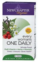 Every Woman's One Daily  (24 tablets)* New Chapter Nutrition