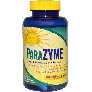 Anti-microbial enzyme supplement to support intestinal lining & digestive tract as it helps fight intestinal parasites..