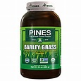 Pines barley grass powder is made with only organic ingredients and is a full day supply of nutrients to energize the body and improve overall health. Non-GMO and Gluten Free Formula..