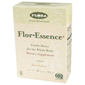 Flora, Inc. FlorEssence Tea, Dry for a natural and health-giving tea experience to cleanse the body..