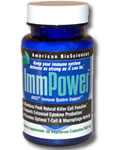ImmPower supercharges the immune system, providing unsurpassed support for peak Natural Killer (NK) cell function, the immune system front-line defense. Studies of emotional and physical stress show ImmPower ingredient, AHCC, reduces NK cell suppression  a result that helps improve symptoms of fatigue and support the immune system defenses..
