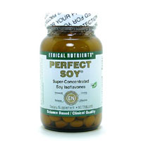 Ethical Nutrients Perfect Soy Perfect Soy is a natural supplement that helps to promote breast, prostate, and colon tissue health. It also helps improve the cardiovascular system and supports menopause symptoms..