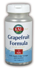 KAL Grapefruit Formula reduces appetite to help you lose weight. It contains ingredients that will burn fat the natural way..