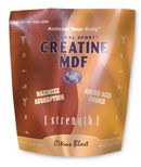 Creatine MDF is an advanced Myocellular Delivery Formula that combines creatine monohydrate and dextrose for maximum creatine absorption..