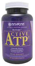ATP (adenosine 5'-triphosphate) is the ultimate energy source for the Human body. It drives virtually every biochemical reaction and is always. in need of constant supply..