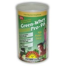 Green-Whey Pro-96 is a natural and safe way to absorb additional protein through supplementation..