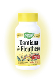 Nature's Way Damiana Ginseng, formerly APH, is a proprietary blend of damiana, ginseng, and other excellent herbs..
