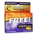 Enzymatic Therapy Heartburn Free delivers relief from occasional heartburn, acid indigestion, and upset stomach..