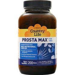 An advanced formulation combining essential vitamins, minerals, amino acids and herbal extracts designed to support normal healthy prostate function. Gluten Free and Vegan friendly formula..