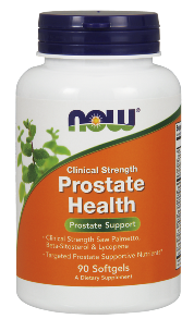Potent Synergistic Formula Inspired by Science and Developed to Deliver the Pinnacle of Nutritional Support for Healthy Prostate Function..