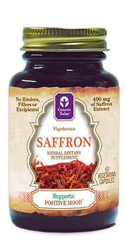 The ancient and exotic spice Saffron has become well known for its help in reducing appetite and supporting a positive mood..