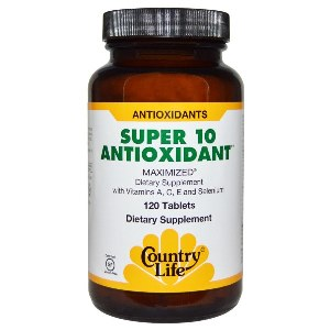 A Comprehensive Dietary Supplement with Vitamins A, C, & E and Selenium.