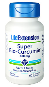 Super Bio Curcumin from Life Extension helps reduce pain and swelling associated with inflammation of joints, muscles, and ligaments. Studies show supplementing with curcumin has promising results for those who suffer from colitis, indigestion, heart disease, osteoarthritis and more..