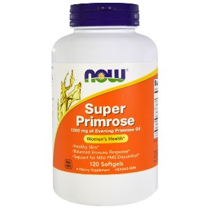 Evening Primrose Oil may be used to provide nutritional support for mild discomfort associated with PMS..