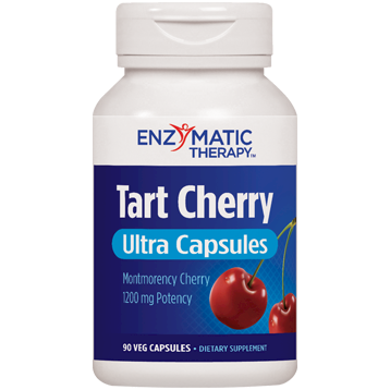 Tart Cherry contains potent antioxidants called anthocyanins and have been extensively studied for their numerous health benefits..
