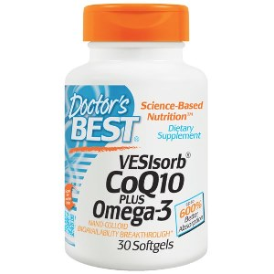 VESIsorb is an excellent absorbable formulation combining Omega-3 and CoenzymeQ10 to support cardiovascular health and healthy cellular activity in the body..