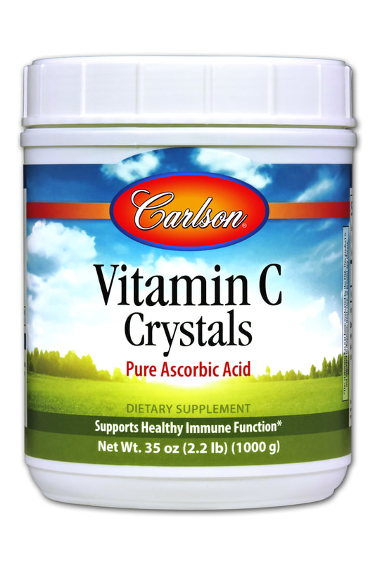 Food-sensitive individuals may be able to tolerate Mild-C Crystals as this product consists solely of natural-source calcium ascorbate. Mild-C Crystals is easily sprinkled onto food or drink.