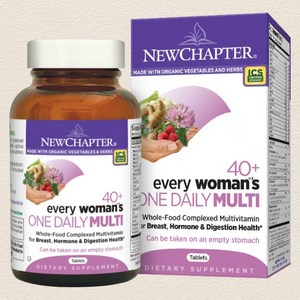 Whole-Food Complexed Multi-vitamin for