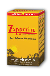 Zappetite from Natural Balance works with your body to decrease appetite, and increase your metabolism and energy. Non-stimulating weight loss..
